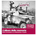 locandina album della memoria