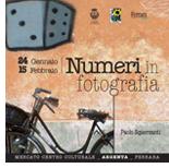 locandina numeri in fotografia