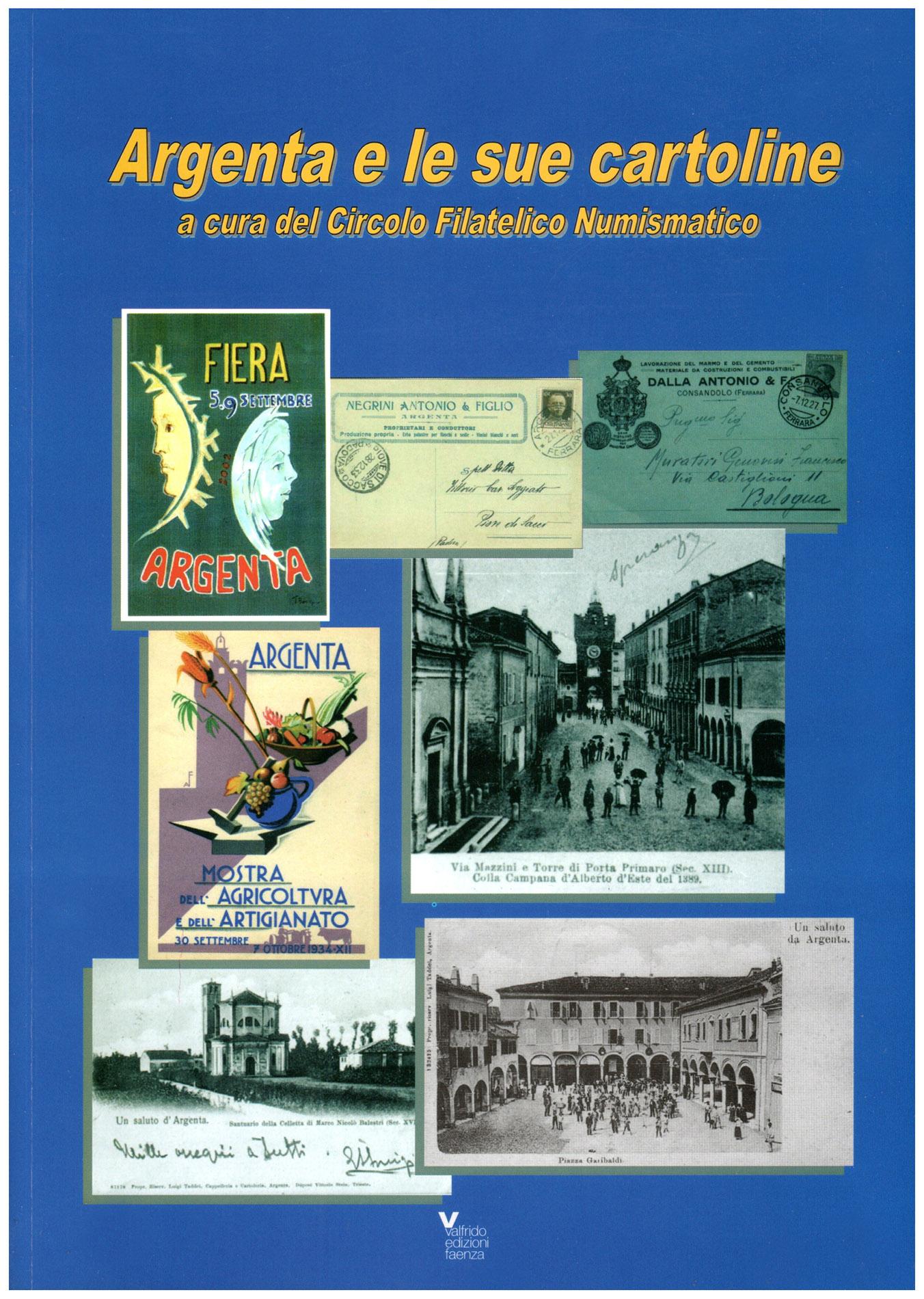 Argenta e le sue cartoline