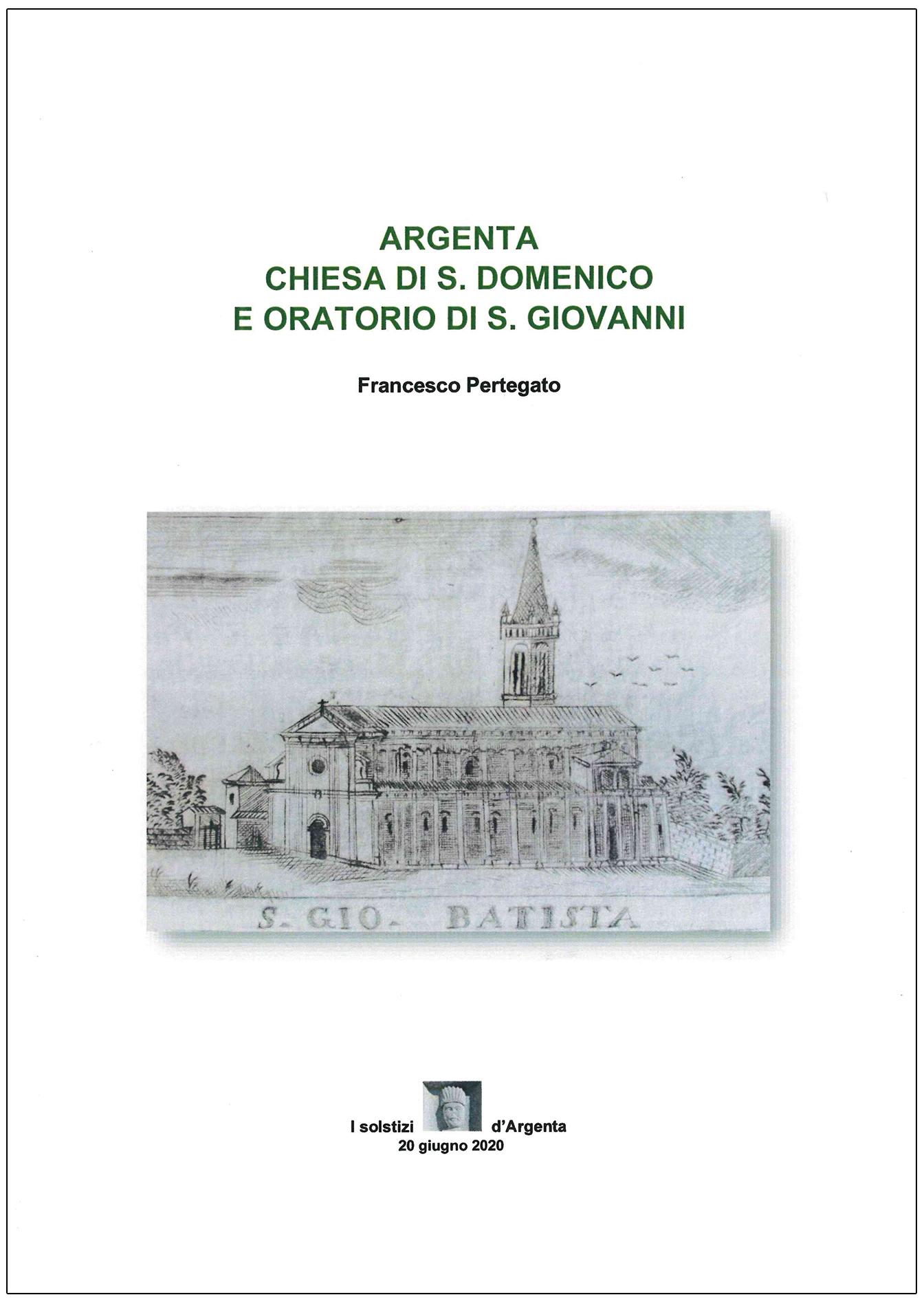 Argenta. Chiesa di S. Domenico e Oratorio di S. Giovanni