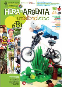 Manifesto fiera argenta 2010